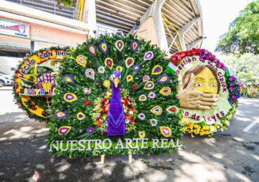 Todos los colores de la vida en la Feria de las Flores 2021 en Medellín