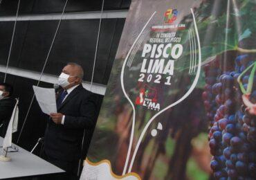 Lunahuaná será sede del IV Congreso Regional del Pisco
