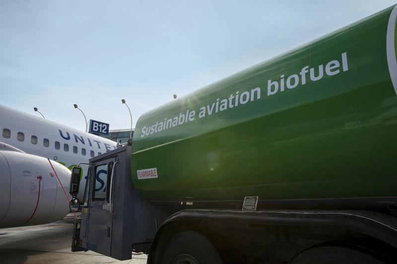 United y Honeywell invierten en Alder Fuels en tecnología limpia e impulsan el mayor acuerdo de combustible sostenible de la aviación