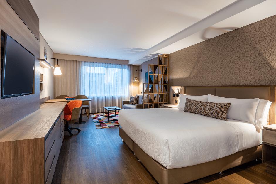Estancias prolongadas y entorno confortable, las claves de Residence Inn By Marriott Bogotá
