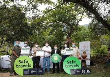 Alto Mayo – Tarapoto recibe diploma que lo ubica en los principales destinos sostenibles del mundo