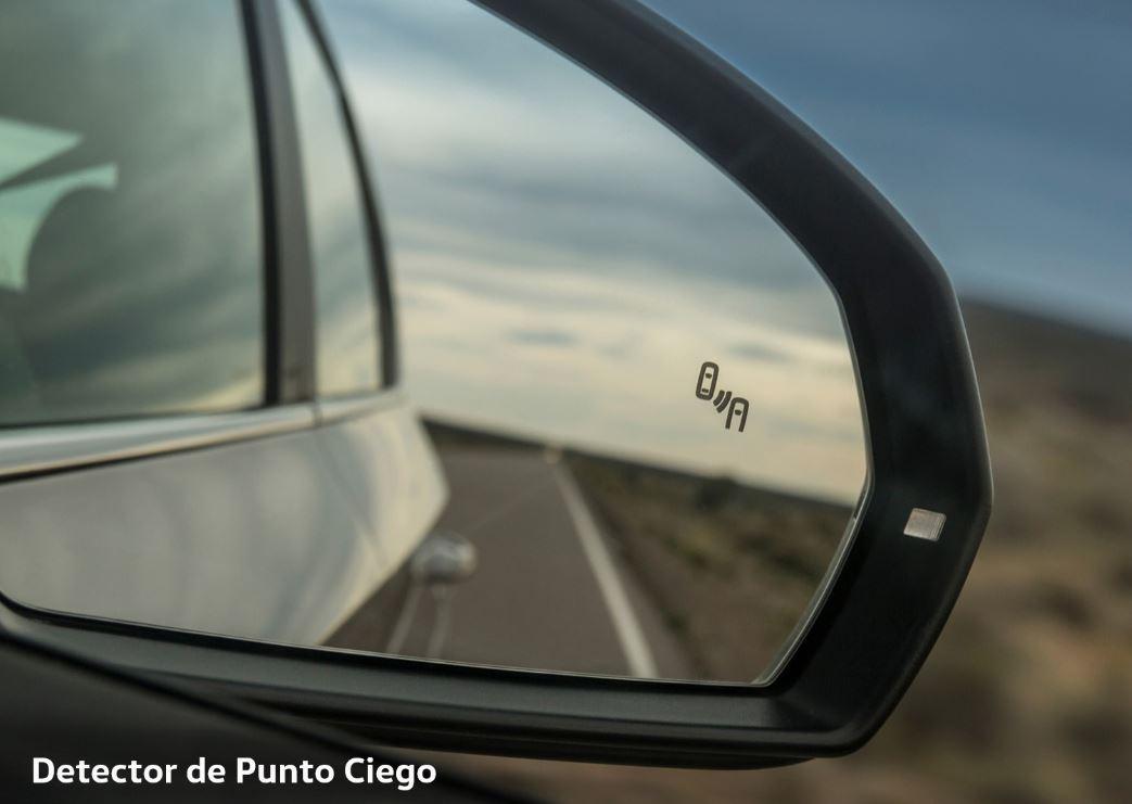 Volkswagen Taos, a la vanguardia en tecnologías semiautónomas